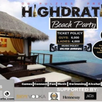 Highdration (Beach Party)