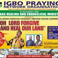 Igbo Jewish Christian Covenant Heritage Prayer Conference
