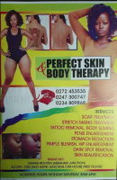 Perfect skin and body therapy branches in accra
